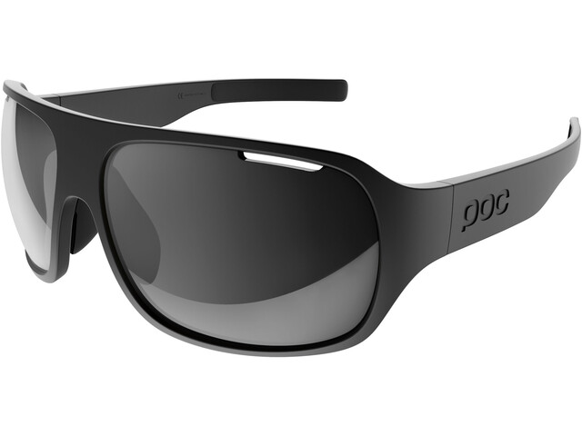 POC DO Flow Glasses unobtanium black